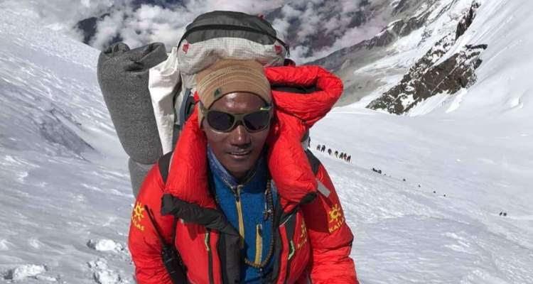With two ascents in a single week, Kami Rita Sherpa conquered Mt. Everest for 24 times -