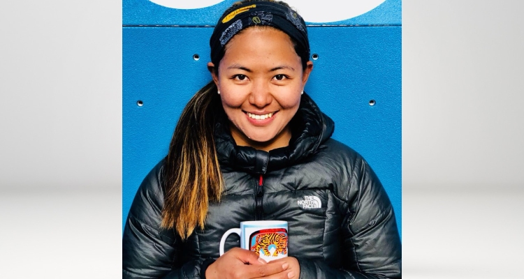 Dawa Sherpa becomes the first Nepali athlete to join North Face Team