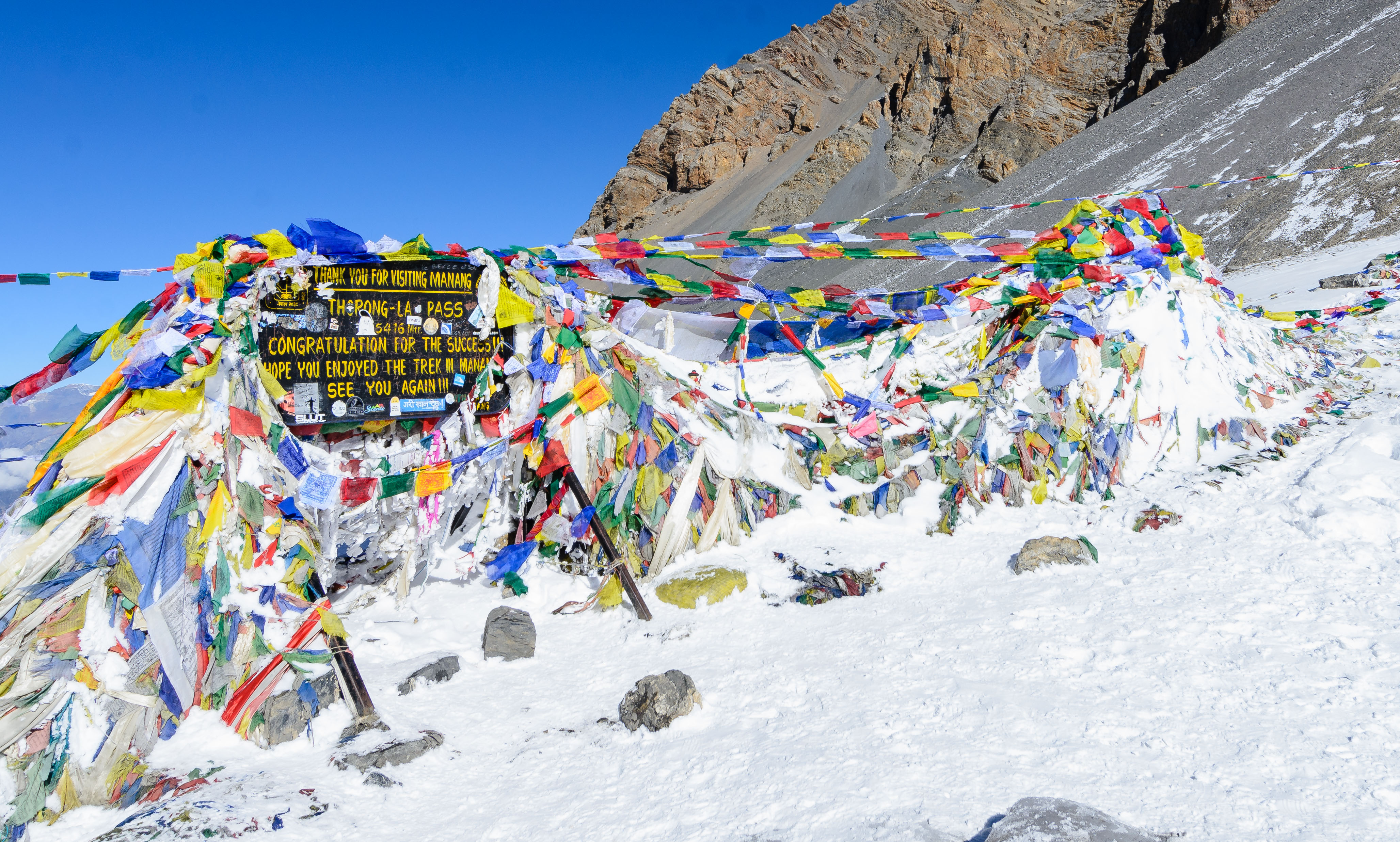 Thorang La Pass Resumes Welcoming Trekkers After Local's Initiation