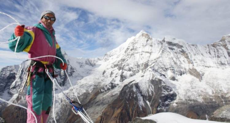 Kami Rita Sherpa scaled Mt. Everest for the 23rd time